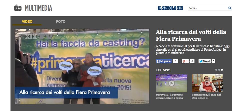 #Primaveraticerca_videoSecXIX